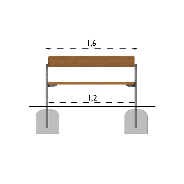 Parkbänkar | Soffa Rörkröken