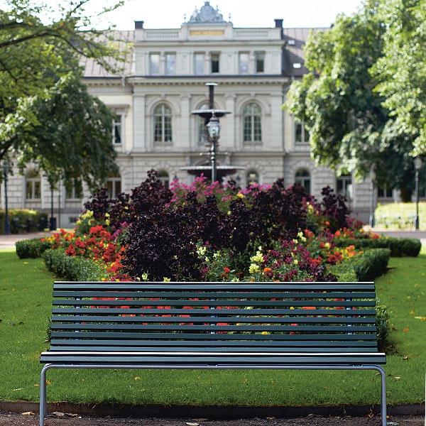 Parkbänkar | Soffa Stockholm Grön