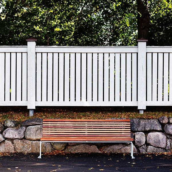 Parkbänkar | Soffa Stockholm Brun