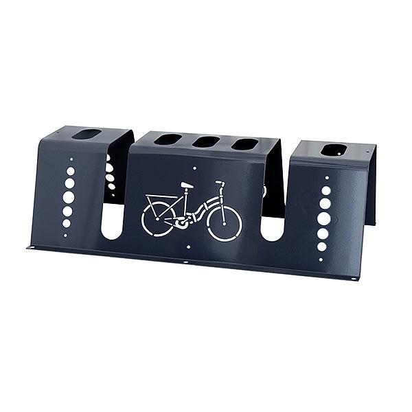 Cykelställ | Cykelställ Wixu 2 platser kantigt