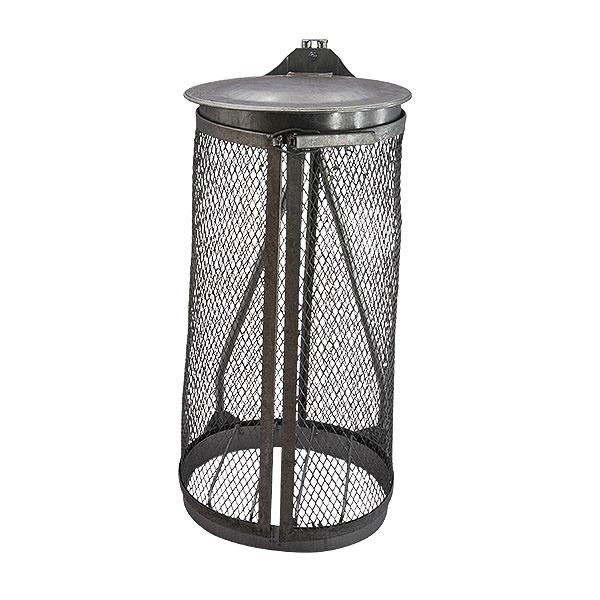 Säckhållare | Säckstativ 125L streckmetall