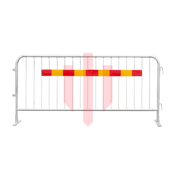 Kravallstaket | 15 st Kravallstaket med reflex med plattfot