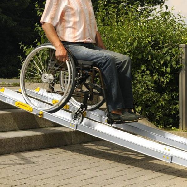 Ramper | Portabel ramp Perfolight U3