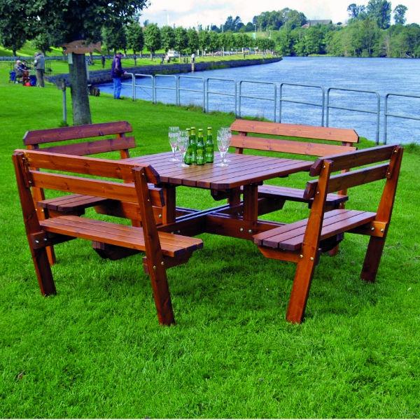 Picknickbord & Parkbord | Picknickbord Quattro