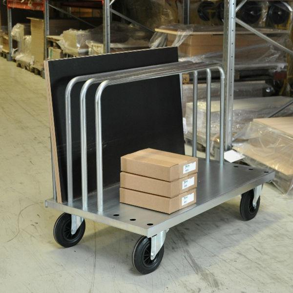 Vagnar & Kärror | Skivvagn - Transportvagn