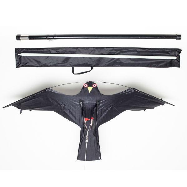 Fågelskrämma & Skadedjur | Komplett Fågelskrämma Höken 6 meter