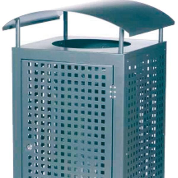 Papperskorgar | Papperskorg Quadra XL 125L