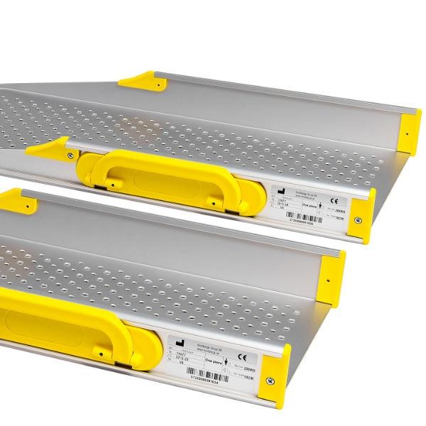 Ramper | Portabel ramp Perfolight V5