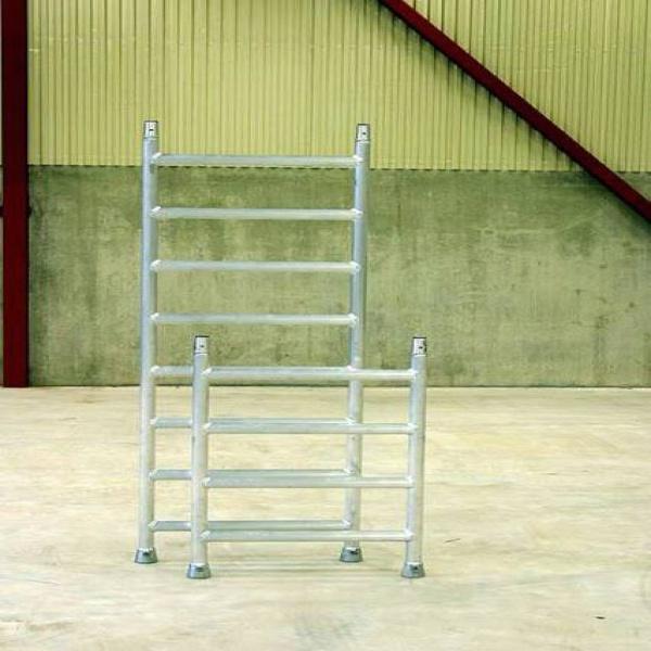 Rullställningar | Flexy Rullställning Enkel plattformsbredd 0,7 x 2,4 m - 1,3 -12,5m