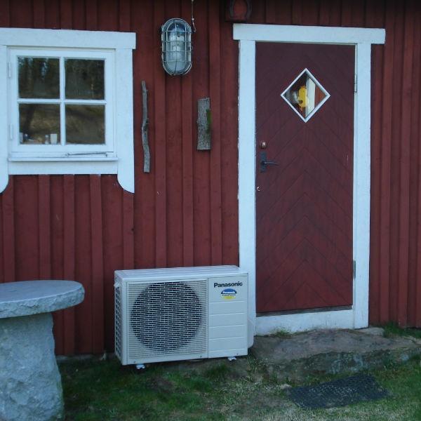 Värmepumpsskydd | Värmepumpsskydd VP1