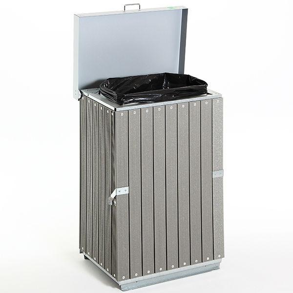 Säckhållare | Underhållsfri Säckhållare i komposit