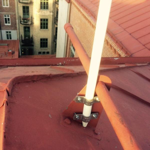 Fågelskrämma & Skadedjur | Komplett Fågelskrämma Höken med extra drake 6 meter