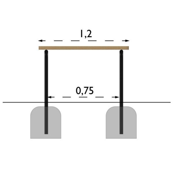 Picknickbord & Parkbord | Bord Rörkröken