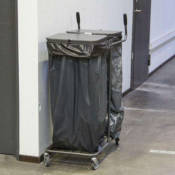 Sopsäckar & Soppåsar | Sopsäckar av polyeten 125L 4800st