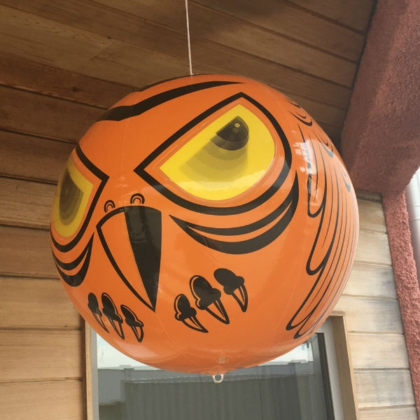 Fågelskrämma & Skadedjur |  Fågelskrämma Rovdjuret