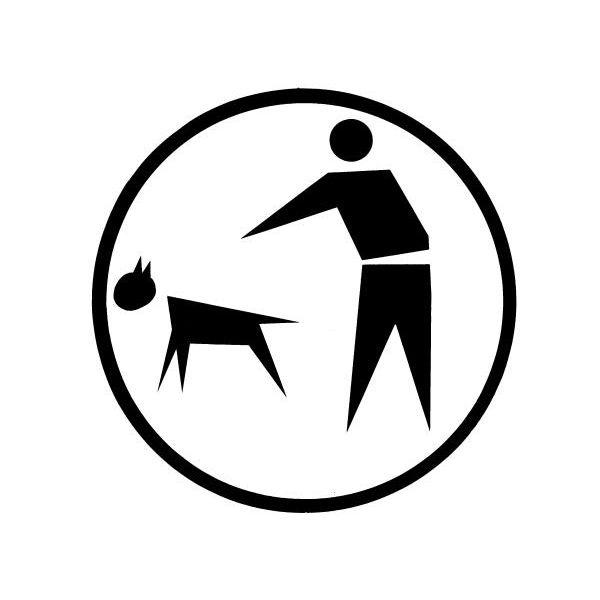 Hundlatriner | Dekal Hundlatrin