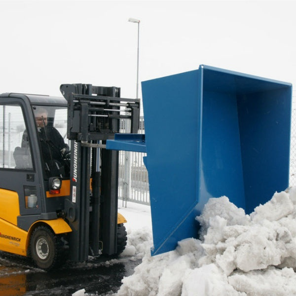 Truckskopor & plogar | Truckskopa 1500 L