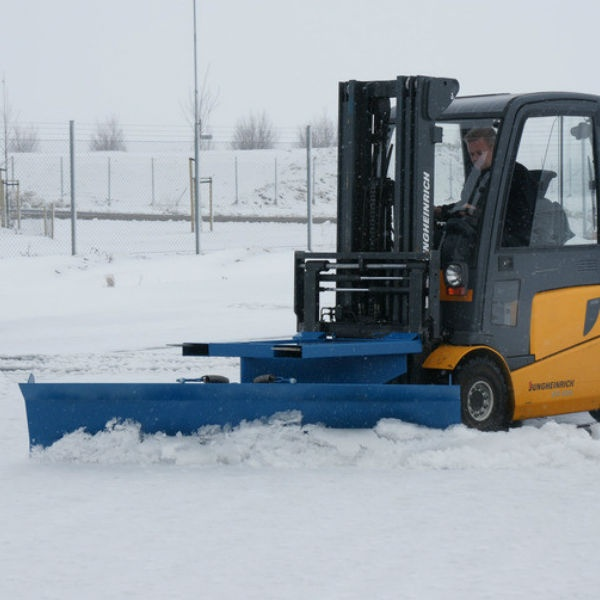 Truckskopor & plogar | Ställbar snöplog till truck 2000mm