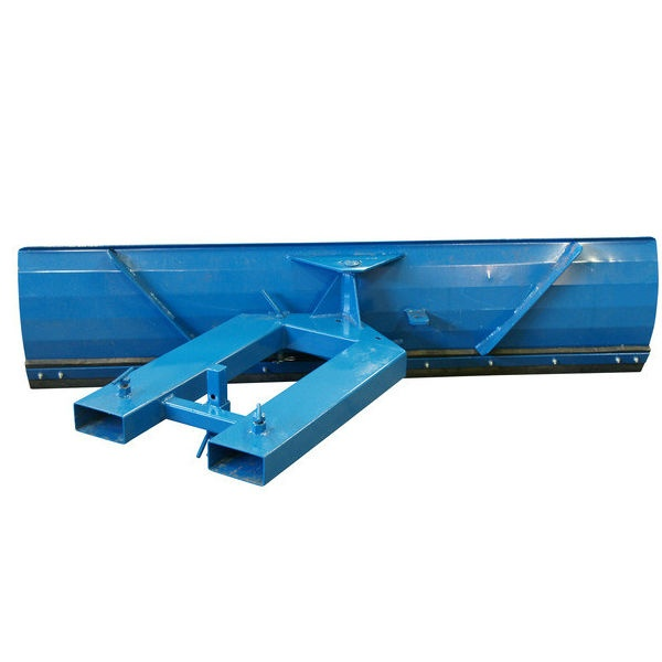 Truckskopor & plogar | Ställbar snöplog till truck 2000mm med gummilist