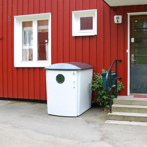 Garage & Utehus | Minigarage för barnvagn - rullatorer
