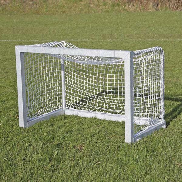 Fotbollsmål | Skolgårdsmål i stål 120 x 80 cm