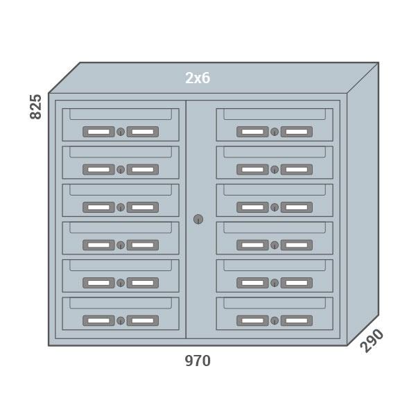 Fastighetsboxar | Fastighetsbox Original Plus