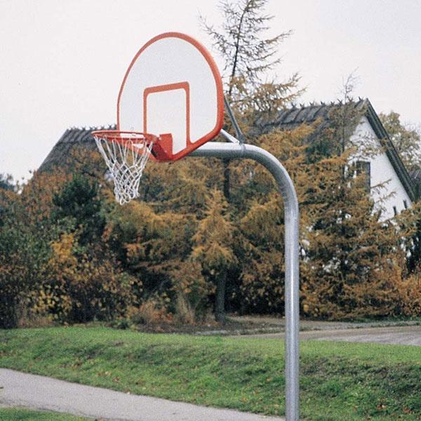 Basketställningar | Basketset Goose Neck Super