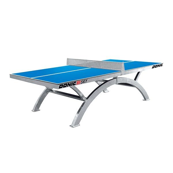Bordtennisbord | Bordtennisbord Donic Sky för utomhusbruk