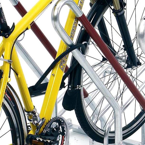 Cykelställ   Cykelställ 2500 XBF - 50 cm mellanrum