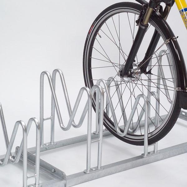 Cykelställ | Cykelställ 8000 enkelsidigt