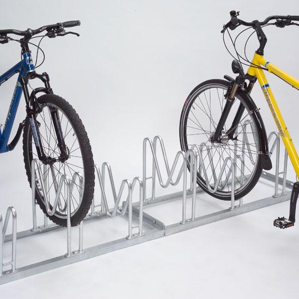 Cykelställ | Cykelställ 8000 dubbelsidigt
