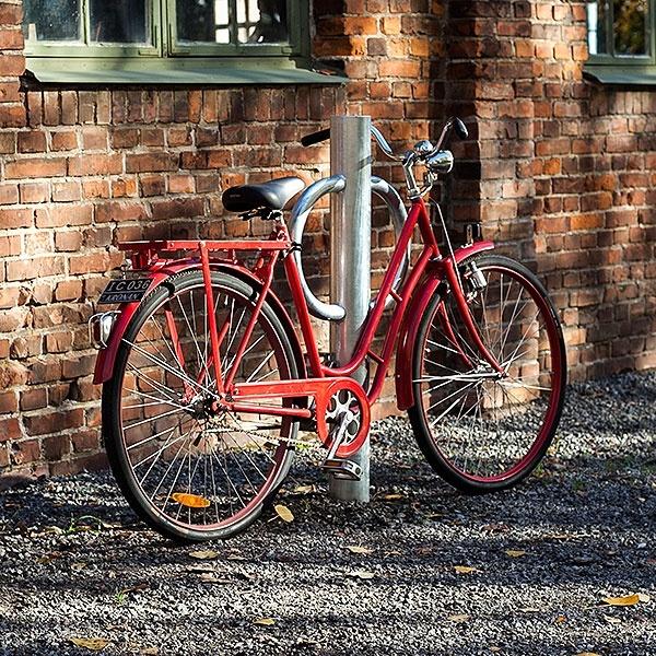 Cykelpollare | Cykelställ Watch