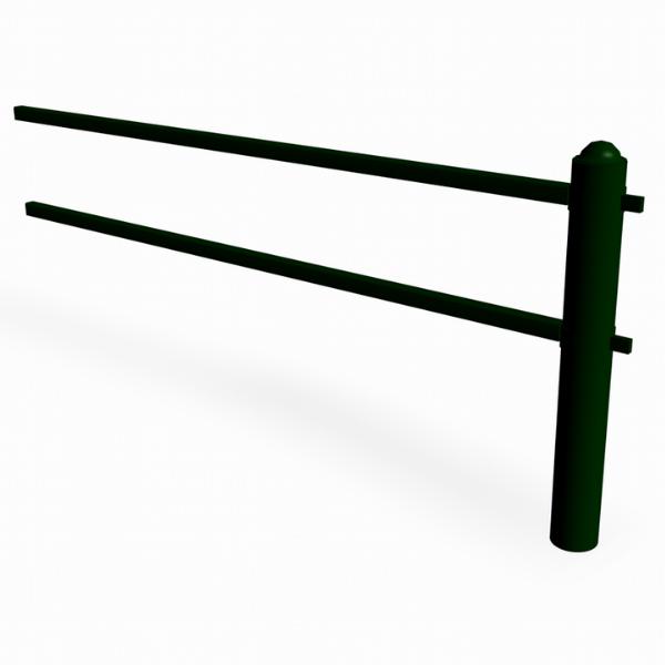 Staket & Räcken | Räcke Ströget två stänger Förlängning