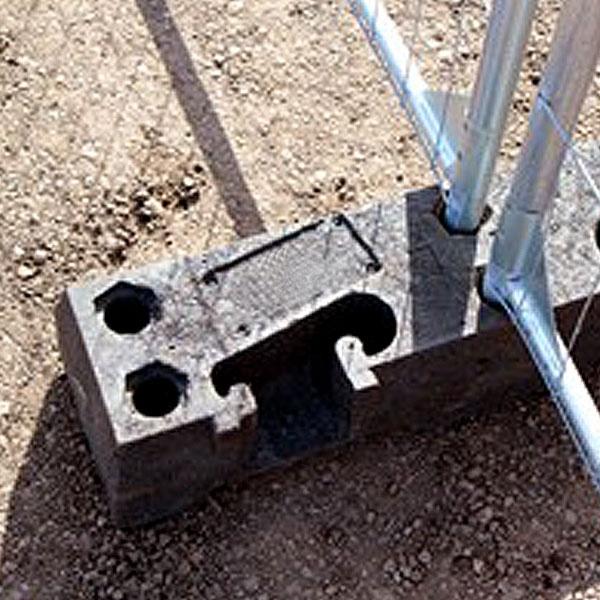 Byggstängsel | Byggstängsel Protect Original 105 m på transportpall inkl Vepa