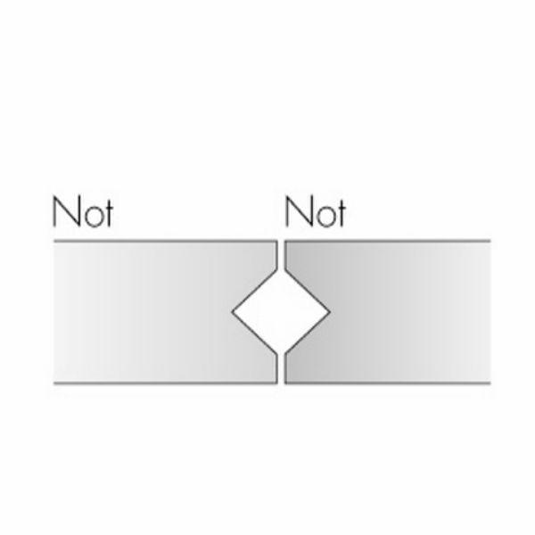 Stödmurar & L-stöd | L-stöd slät, längd 1000 mm, not-not 20kN