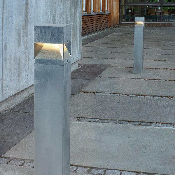 Ljuspollare | Ljuspollare Arvika Galvaniserad med 220V uttag