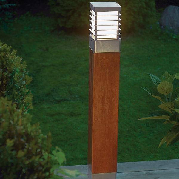 Ljuspollare | Ljuspollare Halmstad Trä 49-85 cm