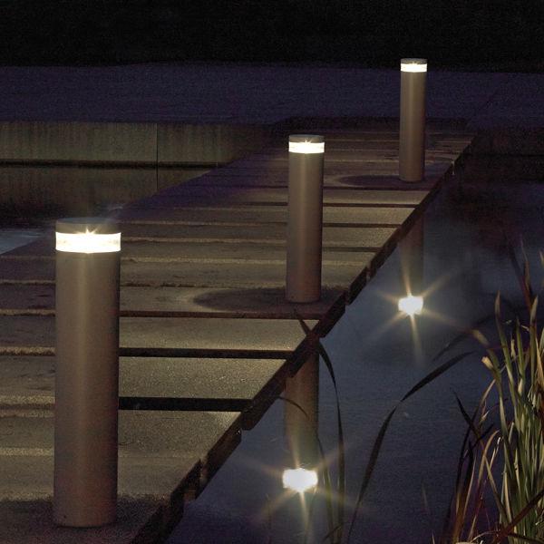 Ljuspollare | Ljuspollare Stavanger frostat glas
