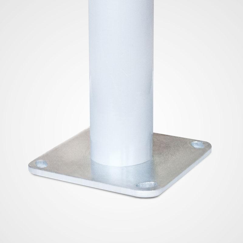 Belysningsstolpar | Fotplatta för Belysningsstolpe Streetmast