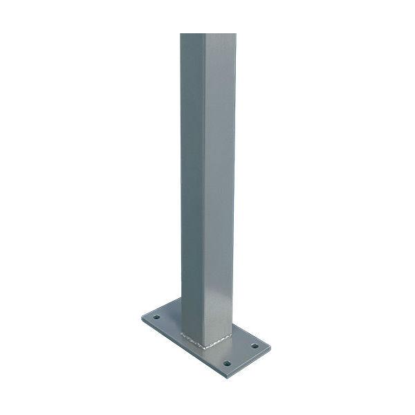 Informationstavlor | 2 st Rektangulära stolpar till modell TN för bultning