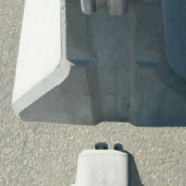 Trafikavstängare | Rebloc barriärelement