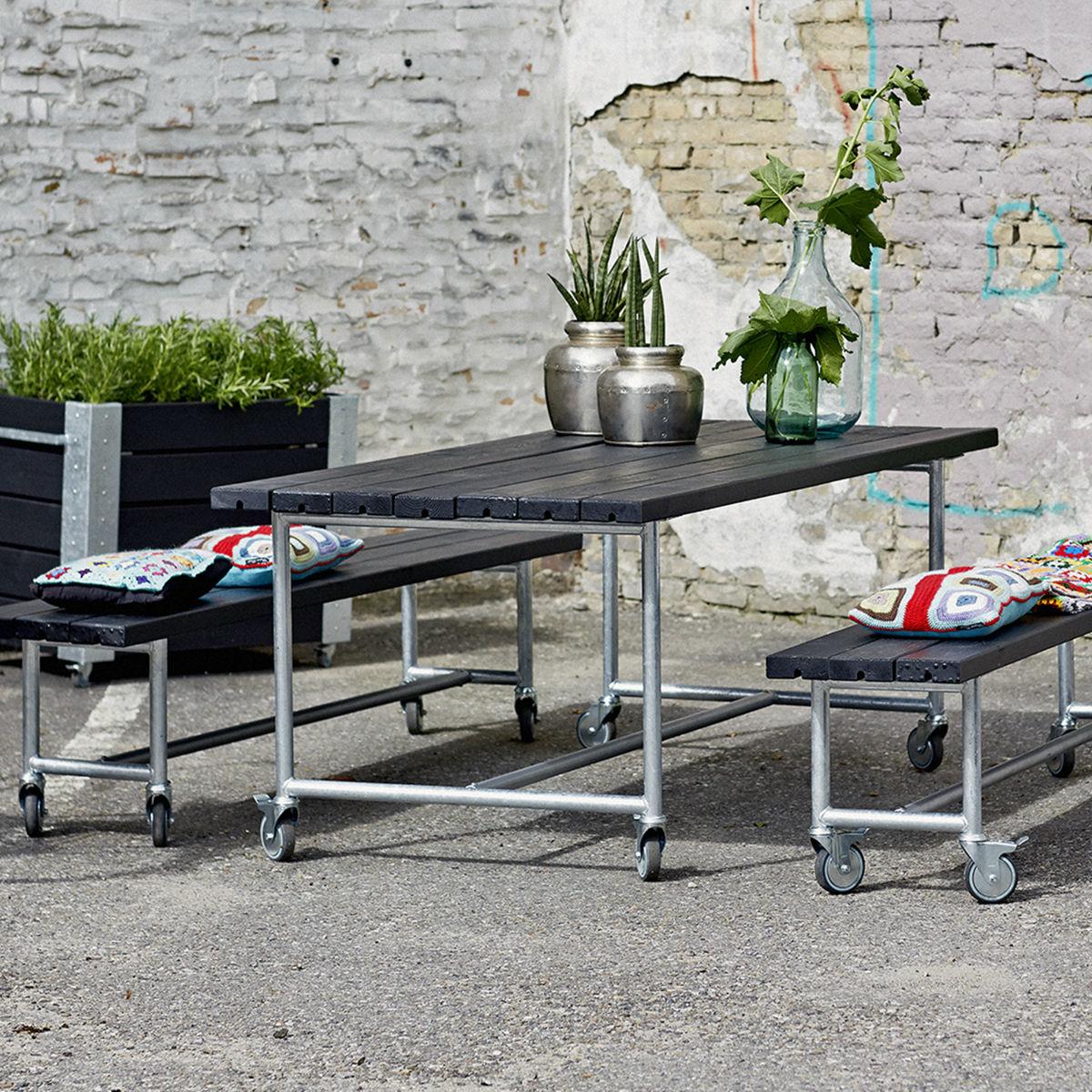 Café & Trädgårdsmöbler | Möbelgrupp Urban 207 cm
