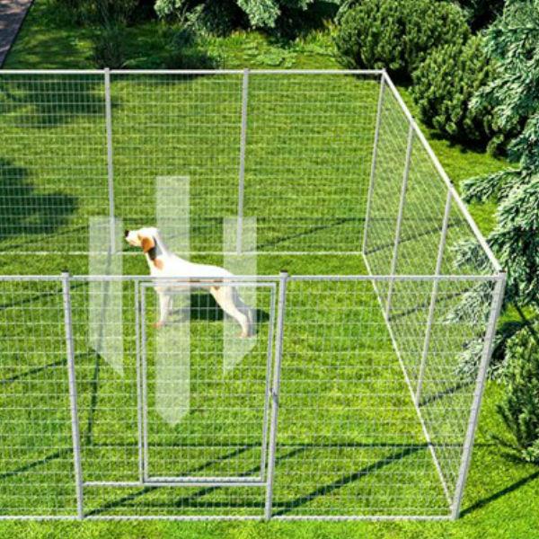 Hundgårdar | Hundgård Fido 13 m2