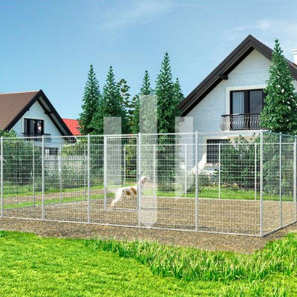 Hundgårdar   Hundgård Fido 52 m2