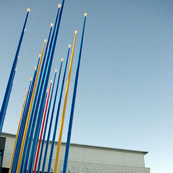 Flaggstänger & Tillbehör | Flaggstång Valfri Kulör