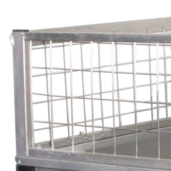 ATV-tillbehör | Galler till Gårdsvagn med tippbart flak