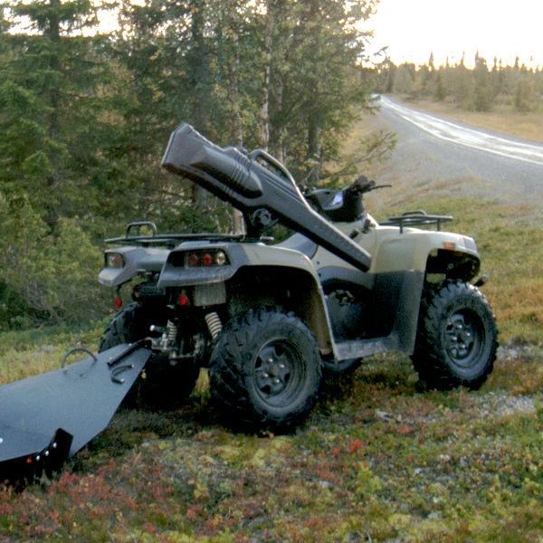ATV-tillbehör | Gevärshållare till ATV