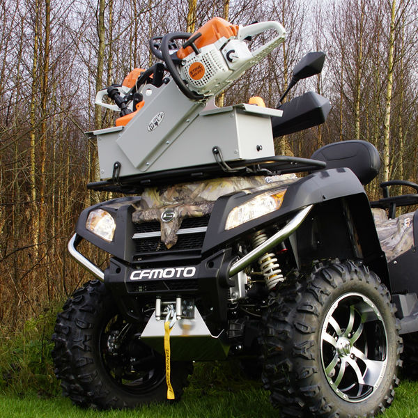 ATV-tillbehör | Motorsågshållare till ATV