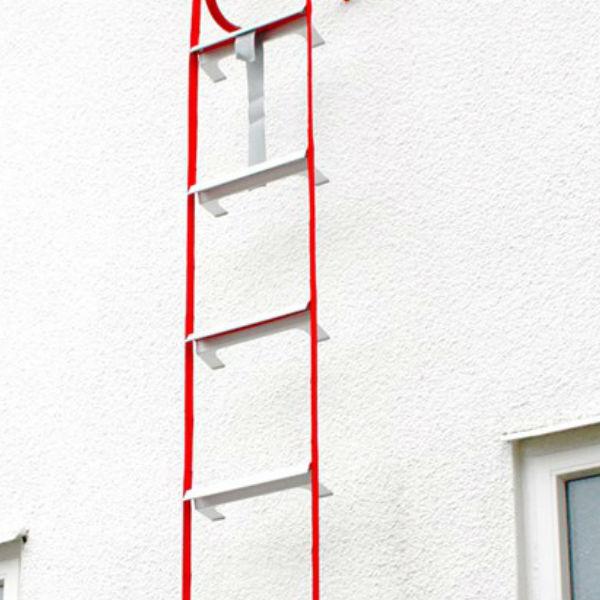 Räddningsstegar | Repstege 4,78m -10M