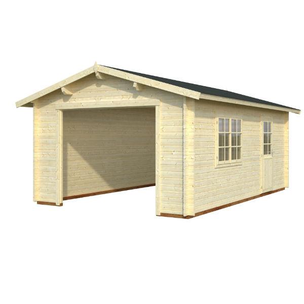 Garage & Utehus | Garage 19 m2 utan port